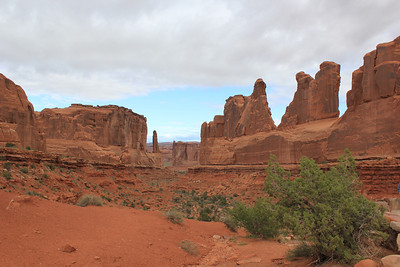 Moab, Utah: Arches National Park