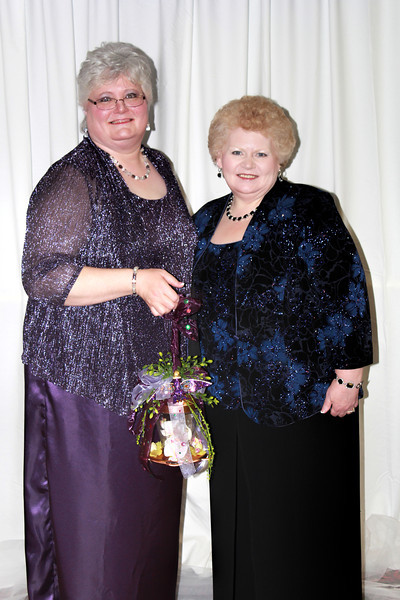 Ann Southall and Tammy Akines