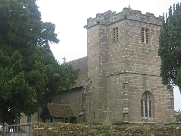 Whittington Home and Church