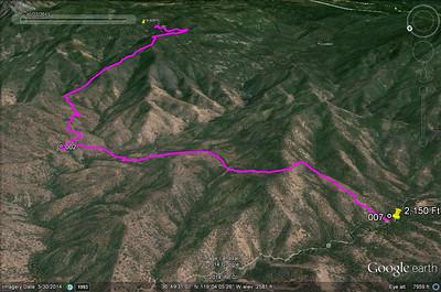 Verplank Trail