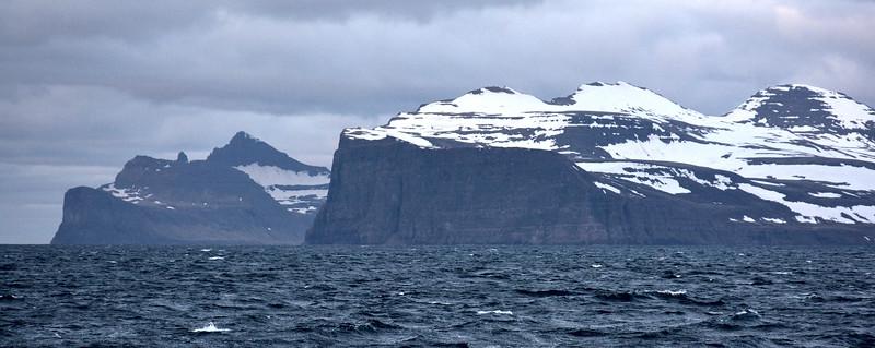 Hornbjarg og Hælavíkurbjarg