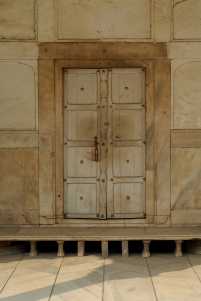 Red Fort Tan Door.jpg