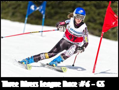 Three Rivers League - Race #6