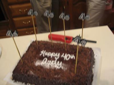 42 & Ardy's Birthday