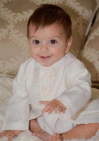 Ahileas Baptism