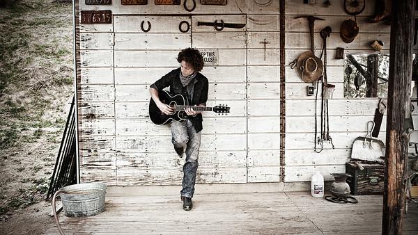 Justin Guarini Shoot 2010