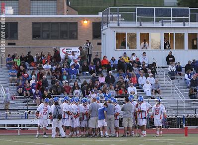 Penn Yan Lacrosse 5-17-13
