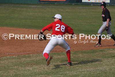 Clear Lake Varsity Baseball vs Texas City 2/26/10