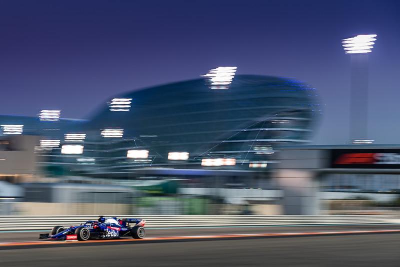 Daniil KVYAT, UAE/Abu Dhabi, 2019