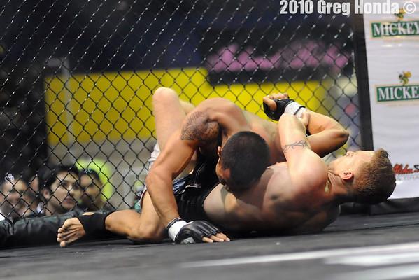 Joe Rivera vs Lance Pavao