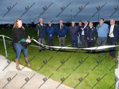 Floodlight Switching On Ceremony