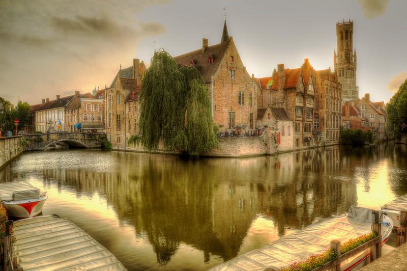 Dreamy Bruges