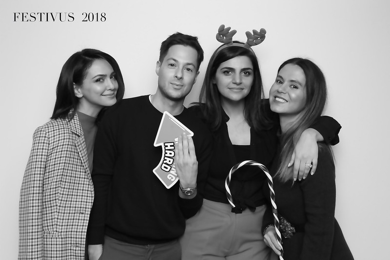 Festivus Holiday Party (BW SkinGlow Booth)