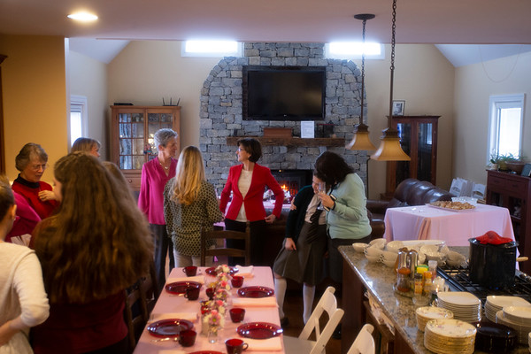 4th Annual Valentine Tea