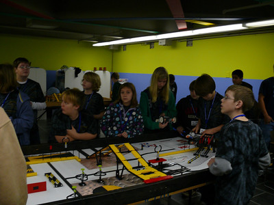 Garland County 5th Annual FLL Tournament