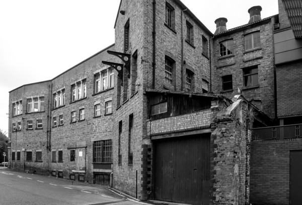 Albion Brewery, Foundry Street/Kingswell Street