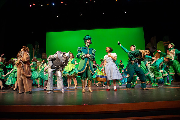 Merry Old Land of Oz