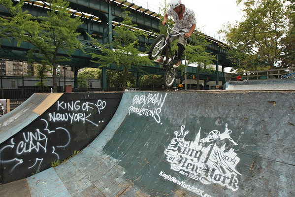 King of New York BMX 2009