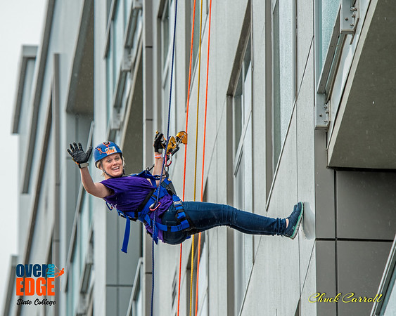 Over The Edge State College PA - October 11, 2018