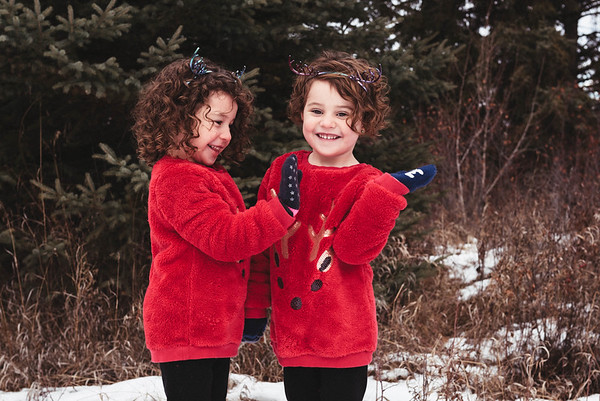 Rylie & Ava Christmas Mini