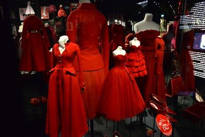 Cheryl Visits Paris  Christian Dior  Exhibit