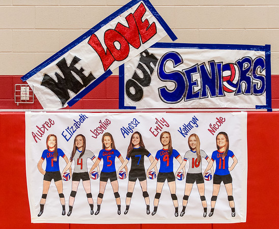 2017 VB Blues vs. Hirschi (SR Night)