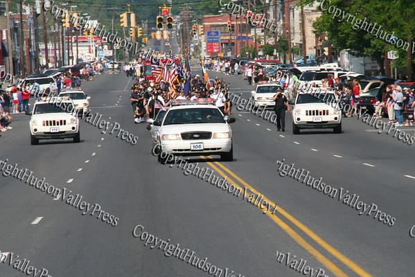 Memorial Day Parade in Newburgh 2006