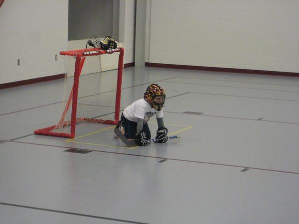Cole-Floor Hockey-2009