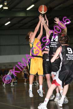 Comets Vs Maitland U18 W 26-8-06