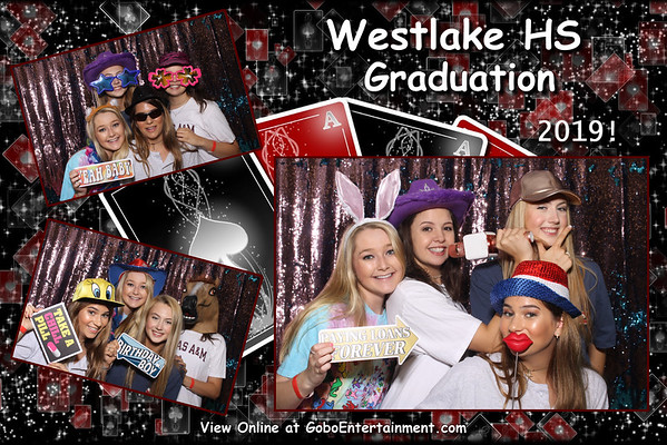 20190530 WestLake HS Graduation Party