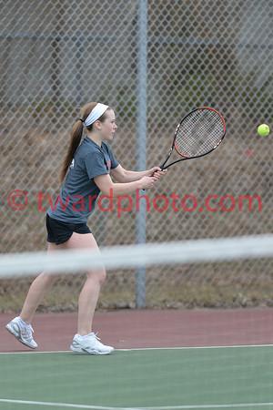 2014 CHS JV Girls Tennis - Prairie