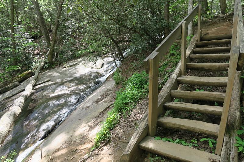 Carrick Creek Trail - 1,450'