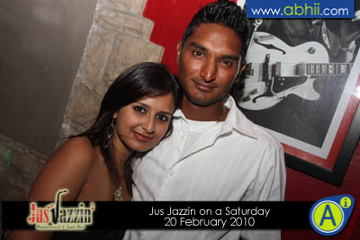 Jus Jazzin - 20th Feb 2010