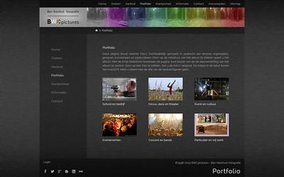 Portfolio-website