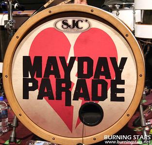 Mayday Parade @ the Town Ballroom (Buffalo, NY); 11/24/08