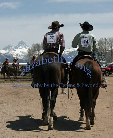 Teton Rodeo 2009 Districts