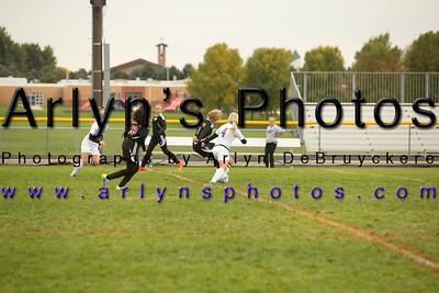 Hutch Girls Soccer vs New Prague