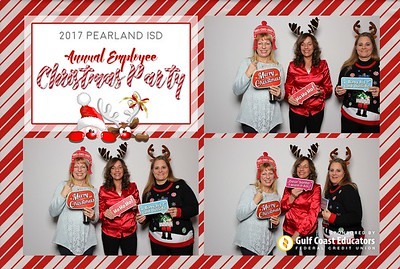 Pearland ISD Christmas Party