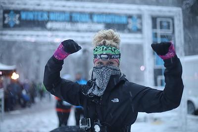 2019 Winter Night Trail Run - Indiana
