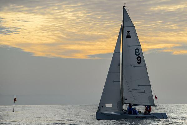 Balboa Yacht Club Team Race Regatta  2014