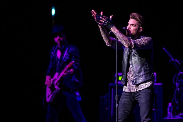 Adam Lambert December 16, 2015