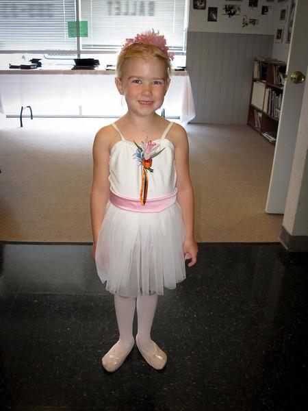 Nicole Ballet Summer 2013