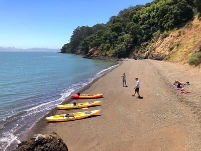 Sausalito Kayaking: Jun 22, 2019