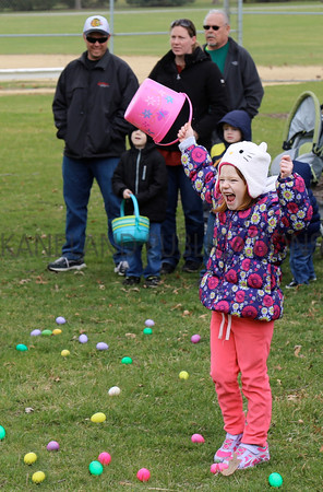 Elburn Lions Easter Egg Hunt