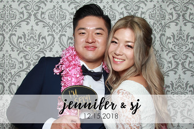 Jennifer & SJ's Wedding - 12/15/18