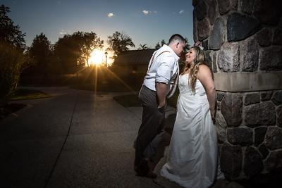 Melanie & Robbie     Wedding Pictures