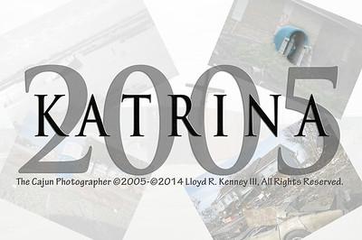 Hurricane    K A T R I N A    2005