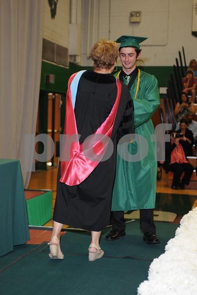 Evergreen Park High School Class of 2014 Graduation
