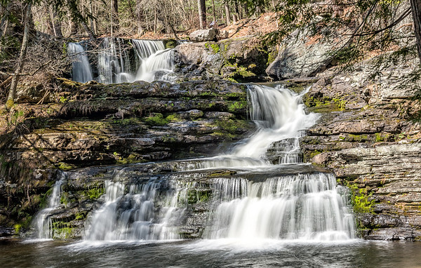 Pocono Mountains Waterfalls