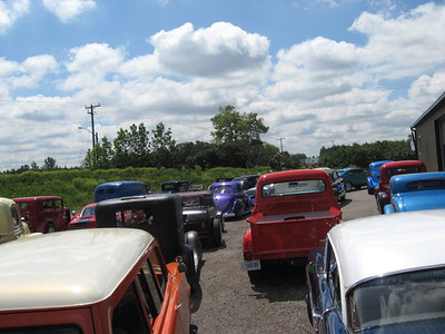 Canadian Hot Rod Tour 2008